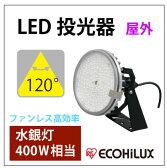 LED大型電球 LED照明 アイリスオーヤマLED投光器 屋内 昼白色LDRSP122N-120BS