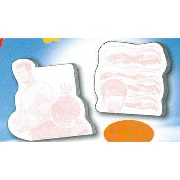 銀の匙 Silver Spoon 大蝦夷農業高校 銀匙購買部 エゾノーグッズコレクション 5:豚丼・ベーコンメモ タカラトミーアーツ ガチャポン