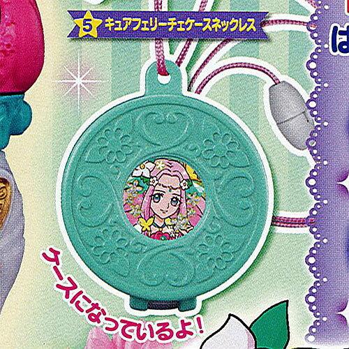 產品詳細資料,日本Yahoo代標|日本代購|日本批發-ibuy99|興趣、愛好|收藏|噠|魔法つかいプリキュア フラワーレなりきりプリキュア 5:キュアフェリーチェ ケースネックレス バン…