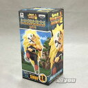 スーパードラゴンボールヒーローズ ワールドコレクタブルフィギュア vol.4 3:SDBH18:超サイヤ人3バーダック ゼノ バンプレスト プライズ