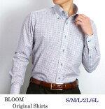 長袖ワイシャツ2018年春夏新作当店オリジナルSMLLL3L4L5L6L10柄形態安定Yシャツメンズ大きいサイズ