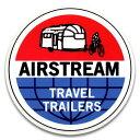 ステッカー / AIR STREAM エアストリーム TRAVEL TRAILERS ア...