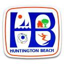 ステッカー / HUNTINGTON BEACH ハンティントン ビーチ アメ...