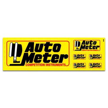 ステッカー セット / Auto Meter オートメーター / US レーシング アメリカン雑貨