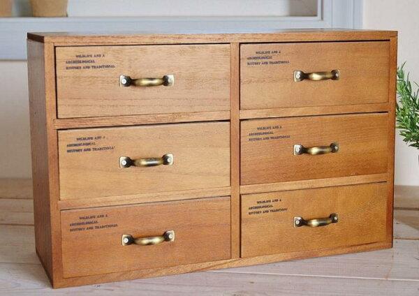 BREAブレア木製チェストNo.4ダークブラウン国産品アメリカンナチュラルカントリーインテリア雑貨北欧インテリア小家具引き出し