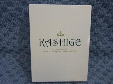 【中古】DVD/宝塚歌劇「 貴城けい / KASHIGE 」2007 TAKASHIRO KEI Takarazuka Sky Stage Spesical DVD-BOX