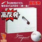 Kasco_キャスコ_ゼウスインパクト_高反発ゴルフボール_Zeusimpact_Ball_1ダース_12球_[非公認球]