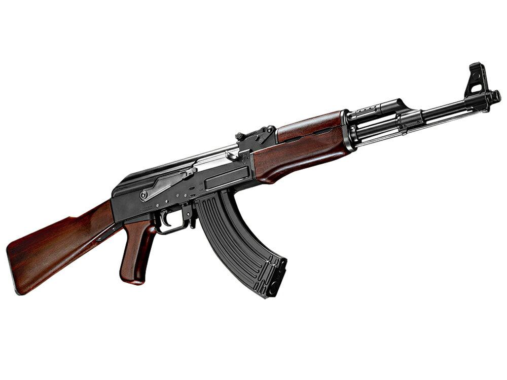 東京マルイ AK47 次世代電動ガン(電動エアーガン・電動エアガン) 対象年令18才以上(18歳以上)画像