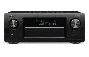 DENON-AVR-X4400H/ブラック(9.2chAVサラウンドレシーバー)【9月中旬発売予定・ご予約受付中】