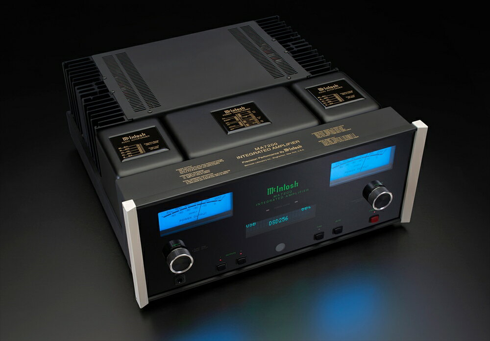 McIntosh - MA7200(プリメインアンプ)