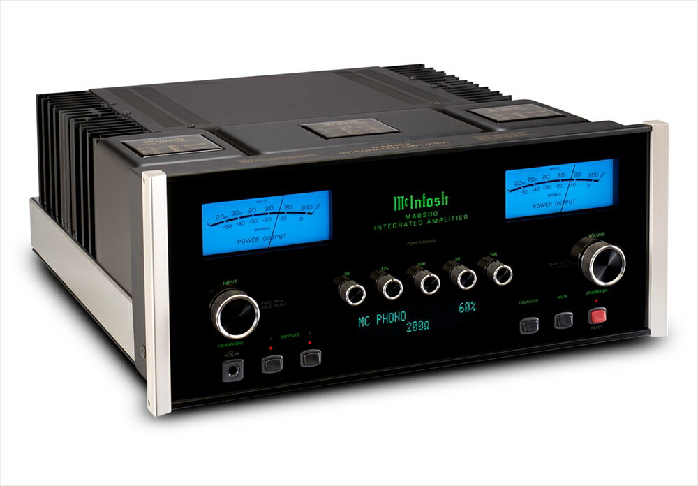 McIntosh - MA8900(プリメインアンプ)