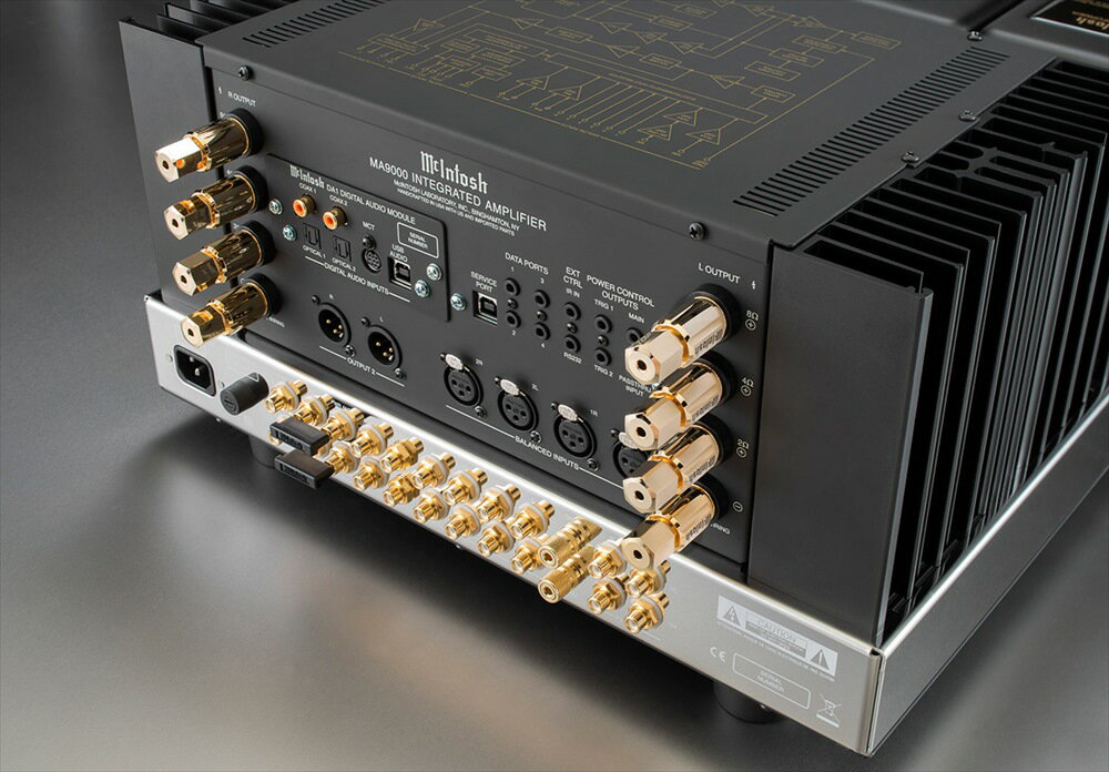 McIntosh - MA9000(プリメインアンプ)