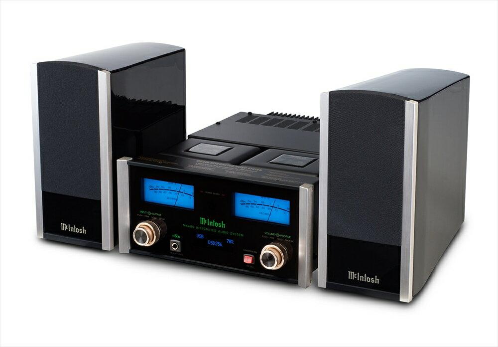 McIntosh - MXA80(スピーカー付オーディオシステム)