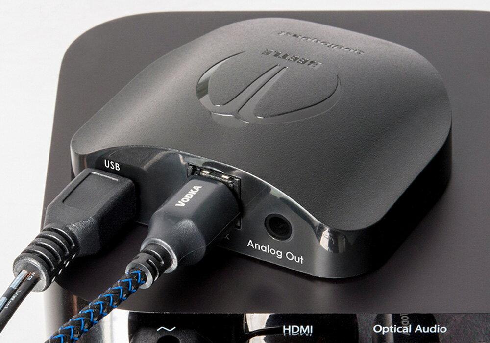 audioquest - BEETLE(光入力・Bluetooth搭載・USB/DAC