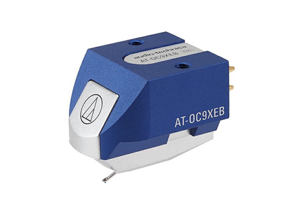 audio-technica - AT-OC9XEB(MC型ステレオカートリッジ・接合楕円針採用)【店頭受取対応商品】【在庫有り即納】
