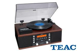 コンポ用拡張ユニット, レコードプレーヤー LP-R 520 TEAC CD