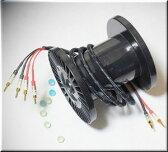 DH LABS ディーエイチラボ Q-10 signature 5m pair (Bi-wire) アンプ側スペード スピーカー側バナナ