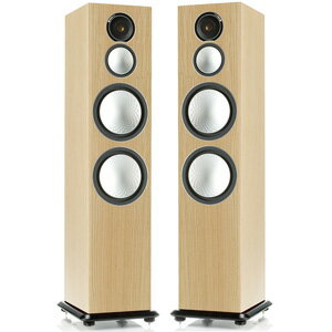 Monitor Audio モニターオーディオ スピーカーシステム SILVER 10 NATURAL OAK