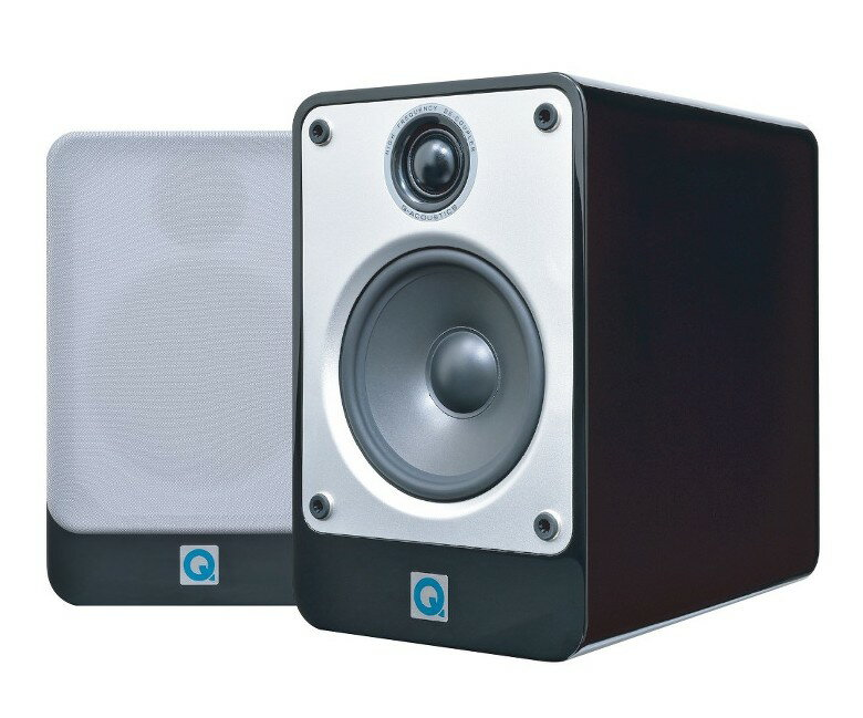 Q Acoustics キューアコースティクス スピーカーシステム Concept20J BK ブラック ペア:オーディオユニオン