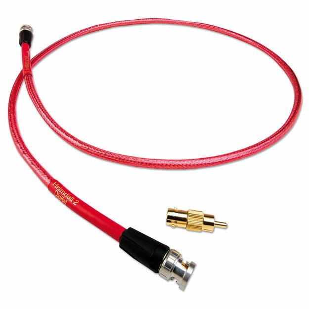 AVケーブル, 同軸デジタルケーブル NORDOST HEIMDAL 2 DIGITAL 1.0m BNC