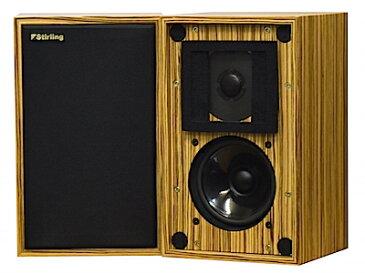Stirling Broadcast スターリング ブロードキャスト スピーカーシステム LS3/5a V2 BBC MONITOR ゼブラノ