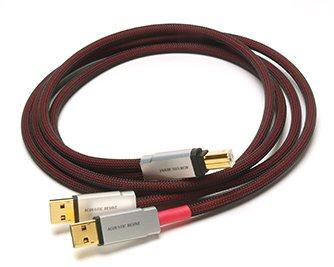 ACOUSTIC REVIVE アコースティックリバイブ USB ケーブル USB-1.0SP-TripleC