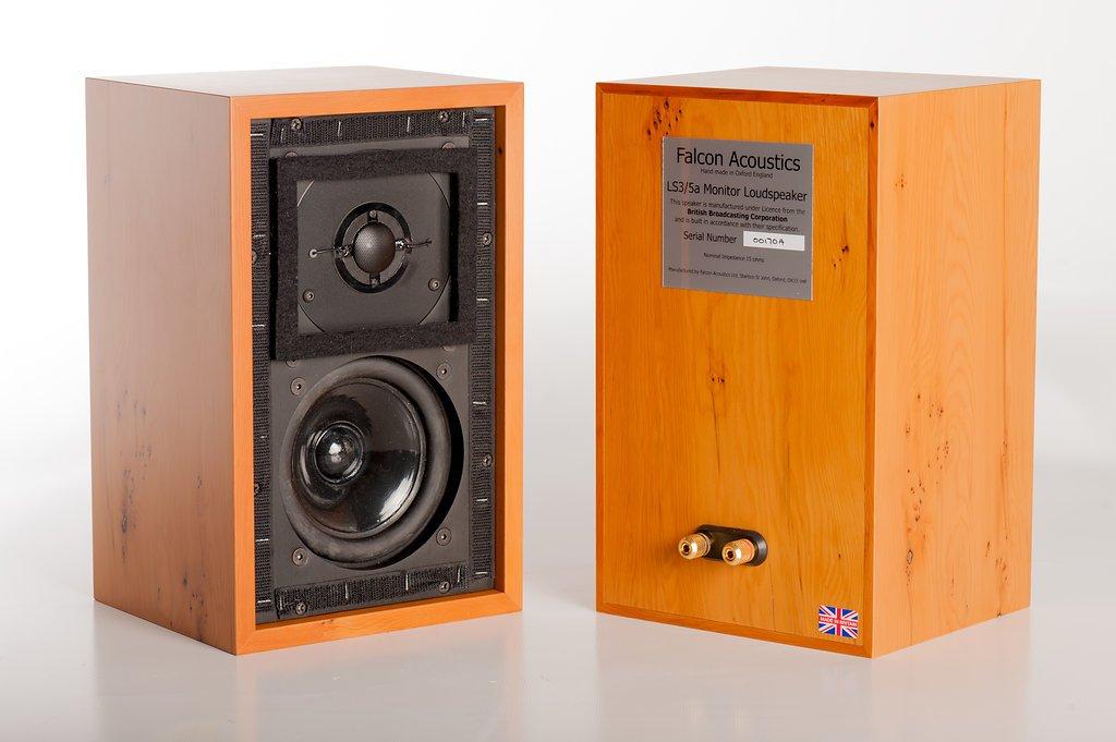 オーディオ, スピーカー Falcon Acoustics LS35a Yew