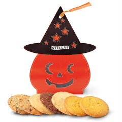 プチギフト 贈り物 クッキー プレゼント【ステラおばさんのクッキー】ミスターパンプキン(HM)/12