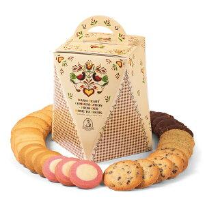 おばさん クッキー ステラズバーレル カジュアル 手提げ袋 詰め合わせ バレンタイン プレゼント