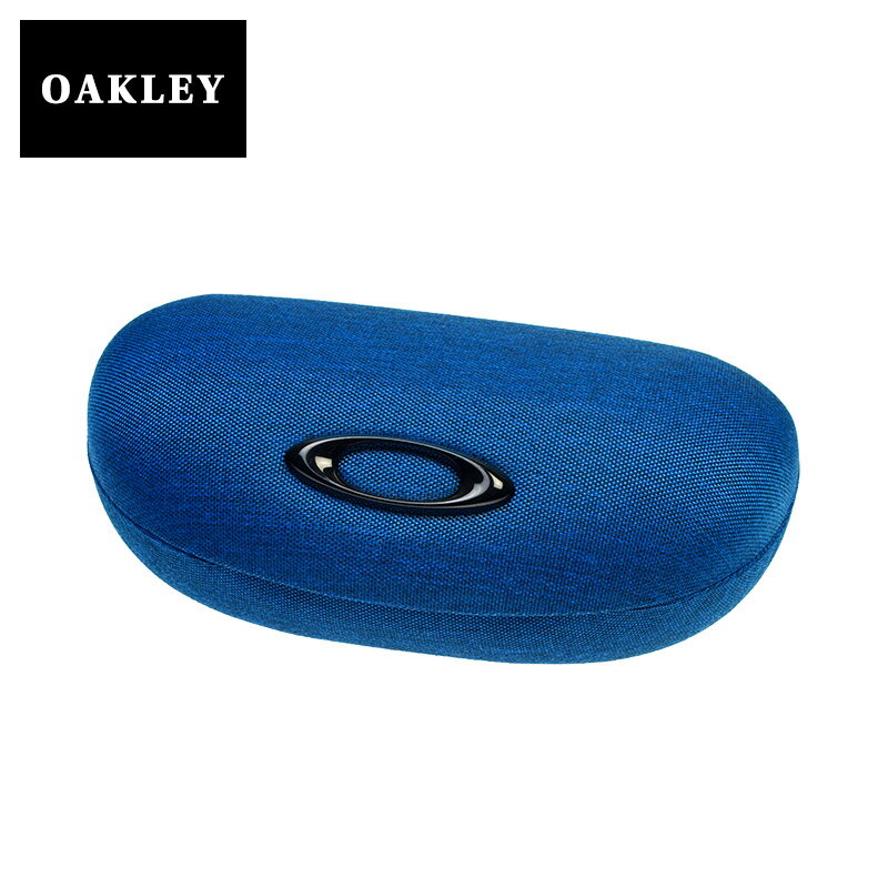 オークリー サングラス ケース OAKLEY LIFESTYLE ELLIPSE O SUNGLASS CASE ケース BLUE 102-509-001