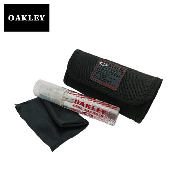 オークリー アクセサリー クリーナー OAKLEY LENS CLEANING KIT レンズクリーニングキット 07-012