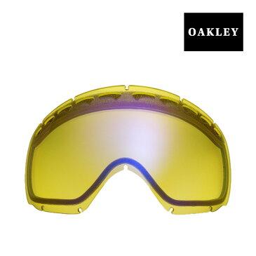 オークリー クローバー ゴーグル 交換レンズ 02-120 OAKLEY CROWBAR スノーゴーグル H.I.YELLOW