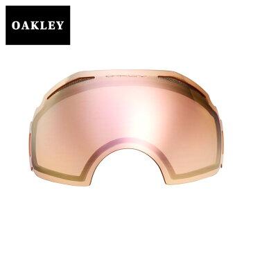 オークリー エアブレイク ゴーグル 交換レンズ 01-348 OAKLEY AIRBRAKE スノーゴーグル VR50 PINK IRIDIUM
