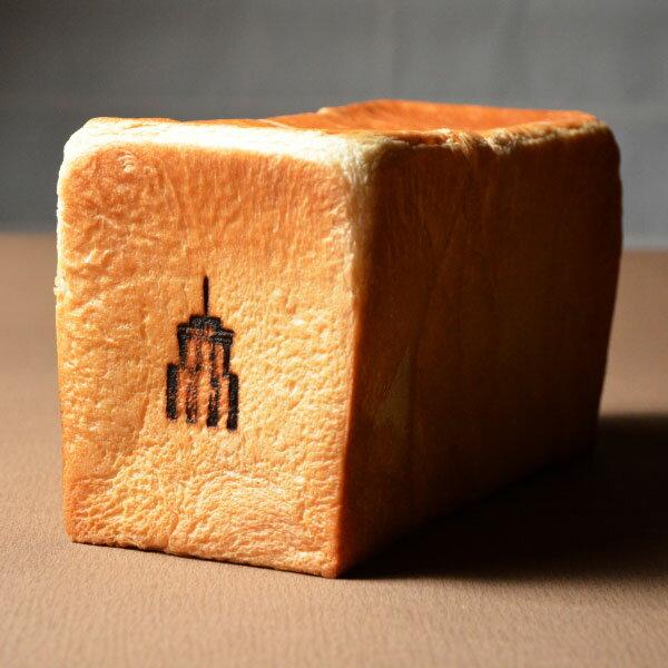 【オーセントホテル小樽「プレミアム食パン」1本(2斤)※冷凍】北海道産小麦パンギフト高級食パン