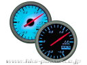 HKS φ60ダイレクトブライトメーター 圧力計 (銅パイプ長/2.5...