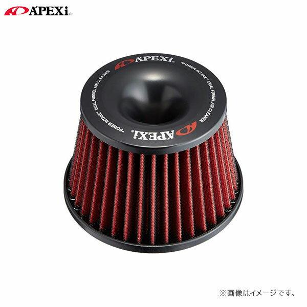 吸気系パーツ, エアクリーナー・エアフィルター APEXi 500-A024