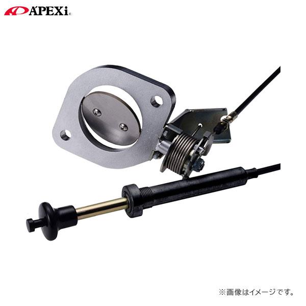 排気系パーツ, サイレンサー APEXi ECV N-TypeA (2) ECR33 RB25DET