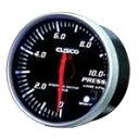 CUSCO クスコ レーシングメーター 圧力計(油圧計)60φ