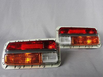 ライト・ランプ, ブレーキ・テールランプ S30Z 240Z Z