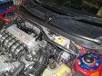 [カワイ製作所] フロントストラットバー (PG-type)【 アルファロメオ アルファGTV [916C] V6(3.0)/ツインスパーク(2.0)エンジン車 】