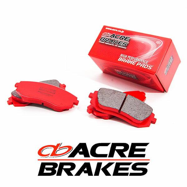 ACRE アクレ ブレーキパッド フォーミュラ800C フロント用 ポルシェ 911 (911) 3.8 カレラ4 GTS 991MA103 14.10〜 カブリオレ含