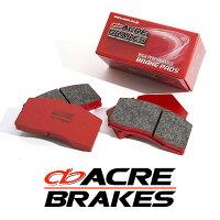 ACRE アクレ ブレーキパッド PC2600 フロント用 インプレッサクーペ GC8-D4DD 96/9〜97/8 2000cc タイプR Stiバージョン