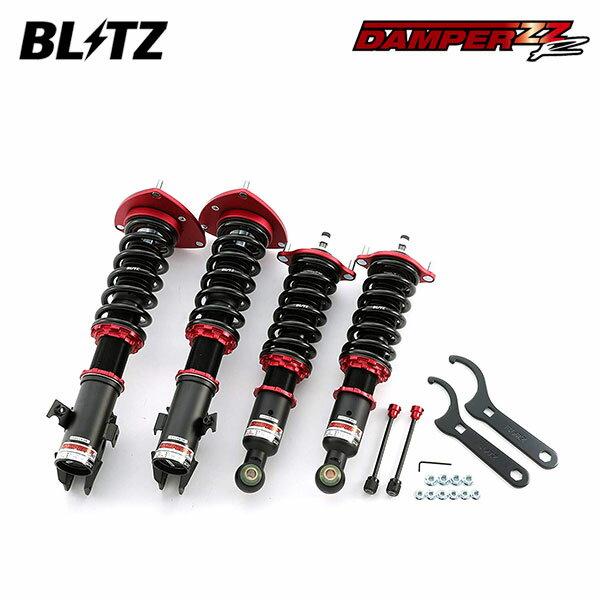 サスペンション, 車高調整キット BLITZ DAMPER ZZ-R 92799 BP5 03050905 EJ20(Turbo)