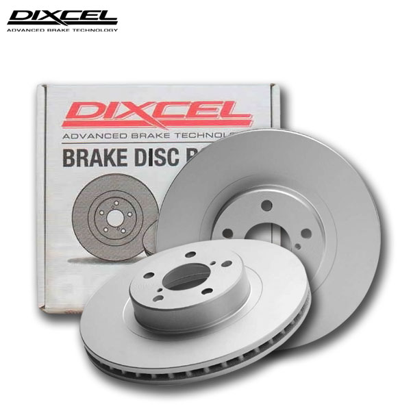 [DIXCEL] ディクセル ブレーキローター PDタイプ リア用 ランドローバー 【レンジローバー スポーツ 5.0 V8 Supercharger LW5SA 13/11〜】 送料無料(沖縄・離島・同梱時は送料別途)