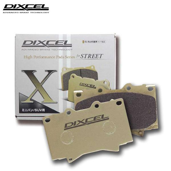 ブレーキ, ブレーキパッド DIXCEL X 500500C500S 500C () 312141312142 1008