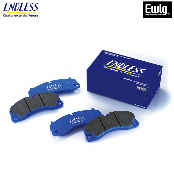 ブレーキ, ブレーキパッド ENDLESS Ewig MX72 W210 E240 2.4 210061 210261 971000 ESP