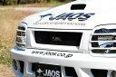 JAOS ジャオス フロントグリル ジムニー JB23系 02.01〜 4型...