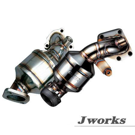 排気系パーツ, マフラー Jworks N1 E-PP1 2000