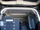 カワイ製作所 リヤピラーバー typeスクエア デリカD:5 CV1W ディーゼル車 外径25Φアルミシャフト使用