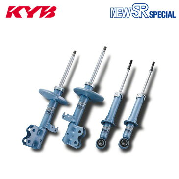 [KYB] カヤバ ショック NEW SR SPECIAL 1台分 4本セット カペラ GDES 89/04〜 DOHC FF クーペ 2 200001〜 [C2 / アンフィニ]